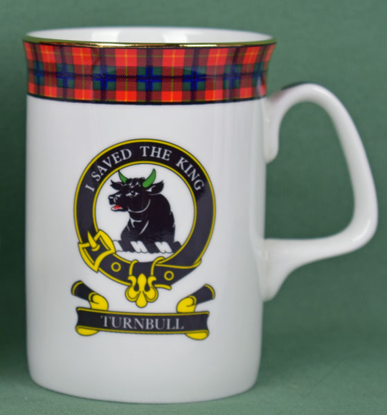 Turnbull Clan Mug