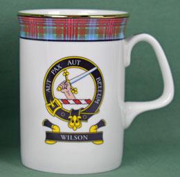 Wilson Clan Mug