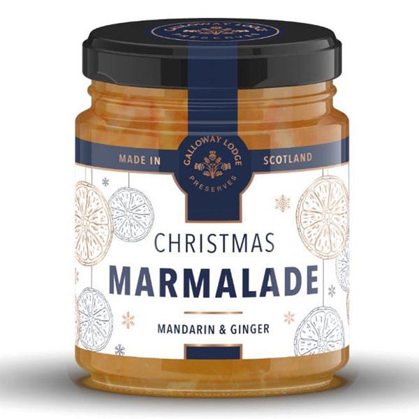 Christmas Marmalade with Mandarin Orange & Ginger