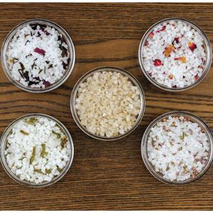 Salts, Seasonings & Savory Sauces