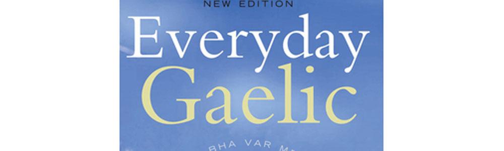 Gaelic Language Books