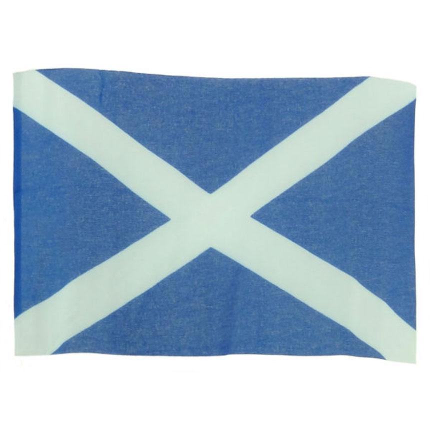 Saltire Scottish Flag 60 inch by 36 inch