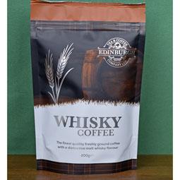 Whisky Coffee - half pound ground