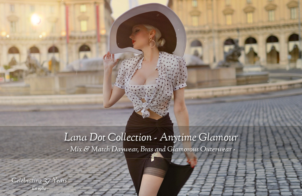 Lana Dot Collection