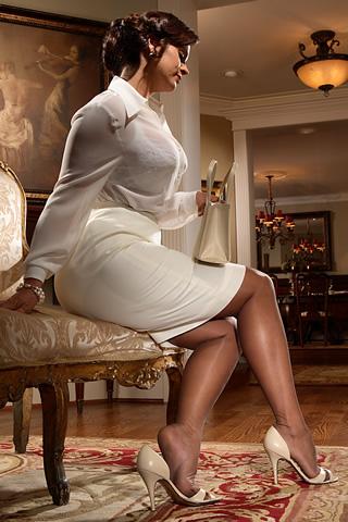 Galleries Glamour pantyhose