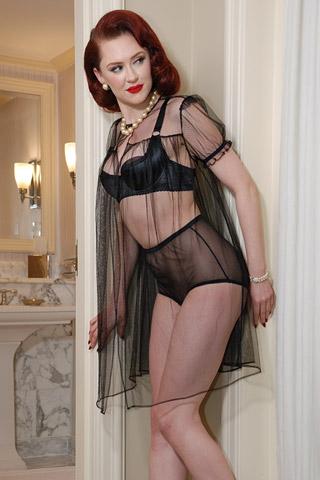 Angela Dressing Gown