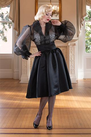 Lana Sheer Blouse