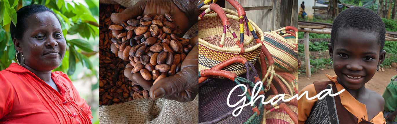 Serrv In Ghana Fair Trade Products Handmade In Safe