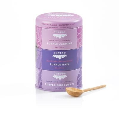 Purple Sampler Loose Leaf Tea
