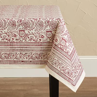Cranberry Vine Tablecloths - Standard