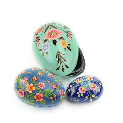Kashmiri Nesting Eggs