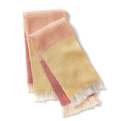 Sunset Chanda Stripe Dish Towels - Set of 2