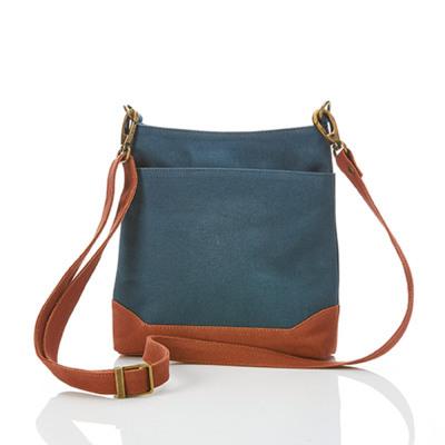 Jodee Canvas Crossbody Bag