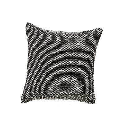 Rethread Pillow - Black Diamond