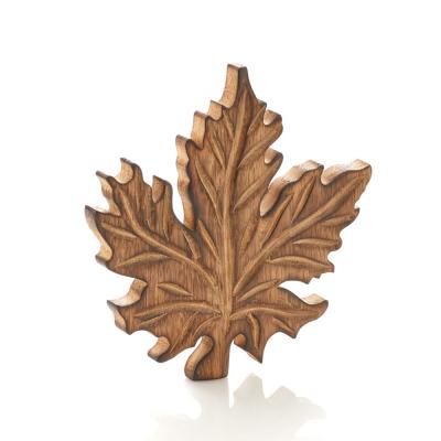 Maple Leaf Trivet