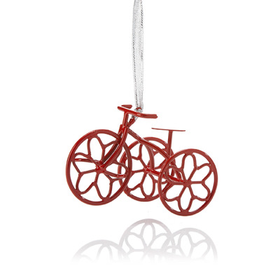 Red Trike Ornament