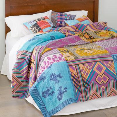 Queen-Size Cool Bedcover