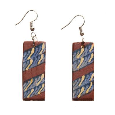 Tegani Batik Earrings