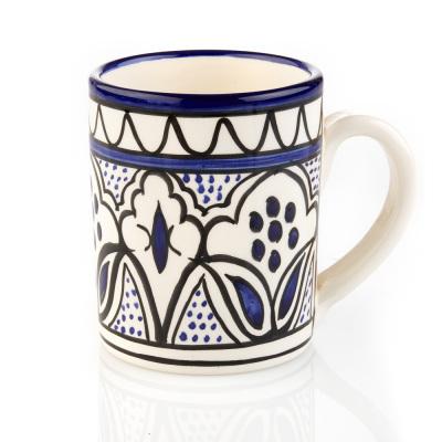 Blue Jasmine West Bank Mug