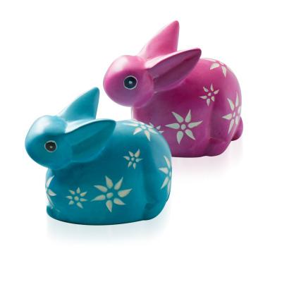 Soapstone Bunnies