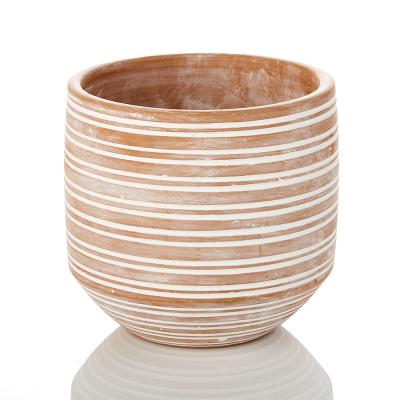 Medium Bandhu Clay Planter