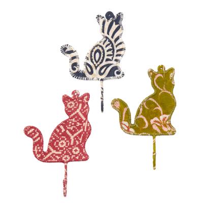 Sari Kitty Wall Hook