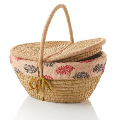Pack-a-Picnic Basket
