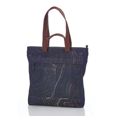 Tanay Recycled Denim Tote Bag