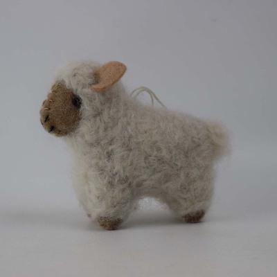 Small Wooly Lamb