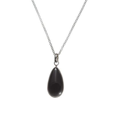 Ruvia Black Onyx Necklace