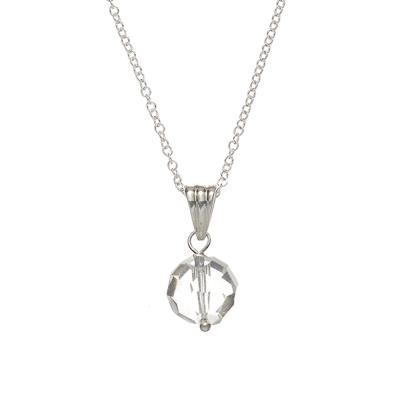 Clara Crystal Necklace