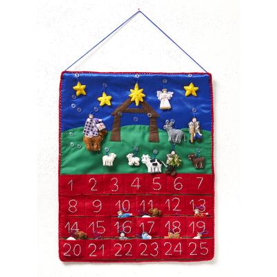 Arpillera Advent Calendar