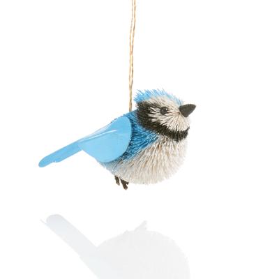 Buri Blue Jay Ornament