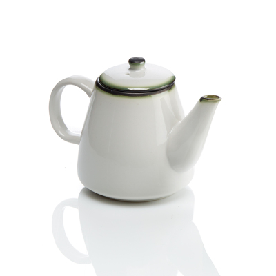 Modern Line Tea Infuser Pot