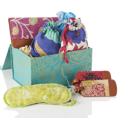 Sari World Traveler Gift Set