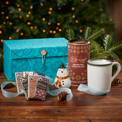 Cup of Chocolate Gift Set