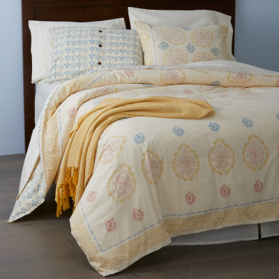 Spring Mandala Bedding