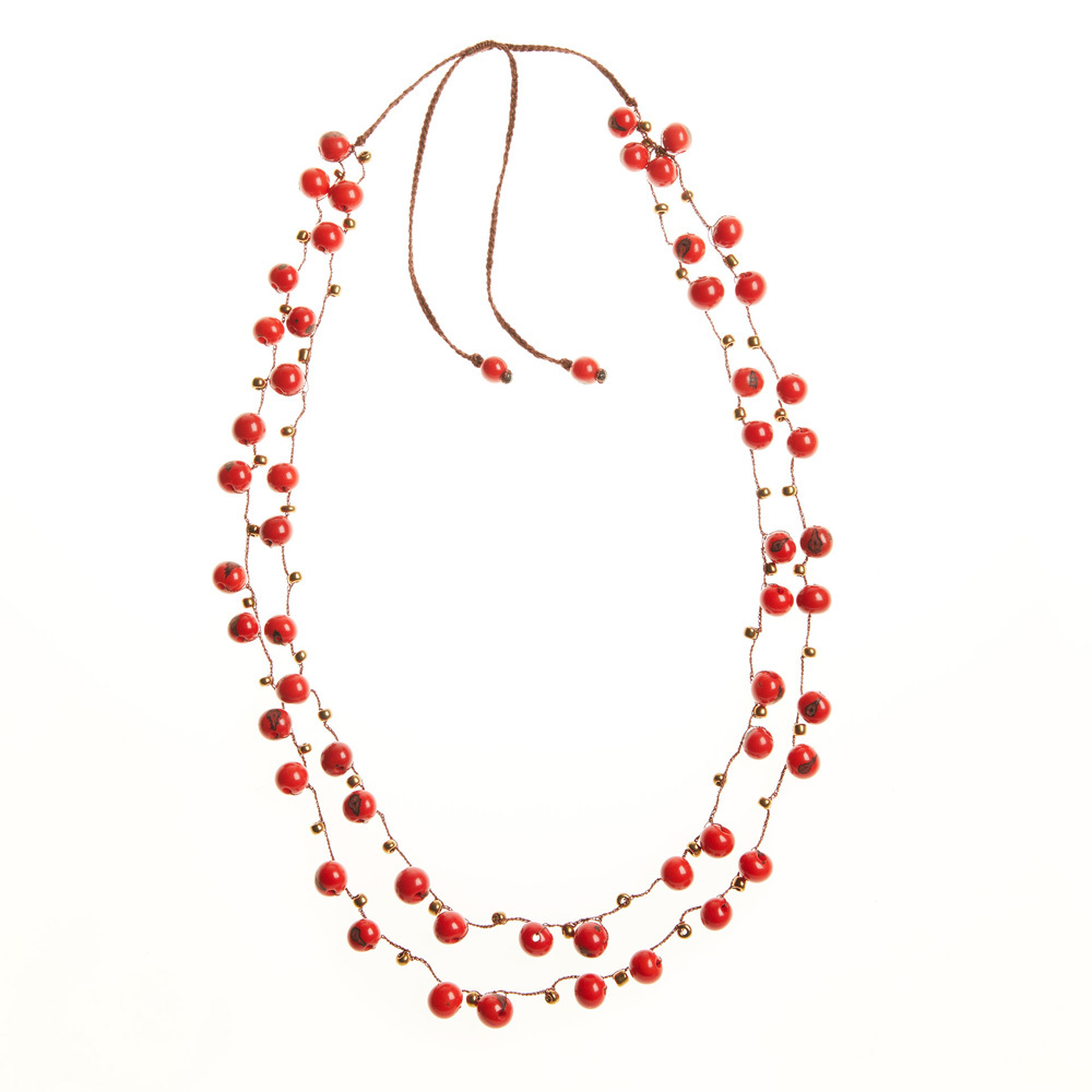 Acai Red Berry Necklace