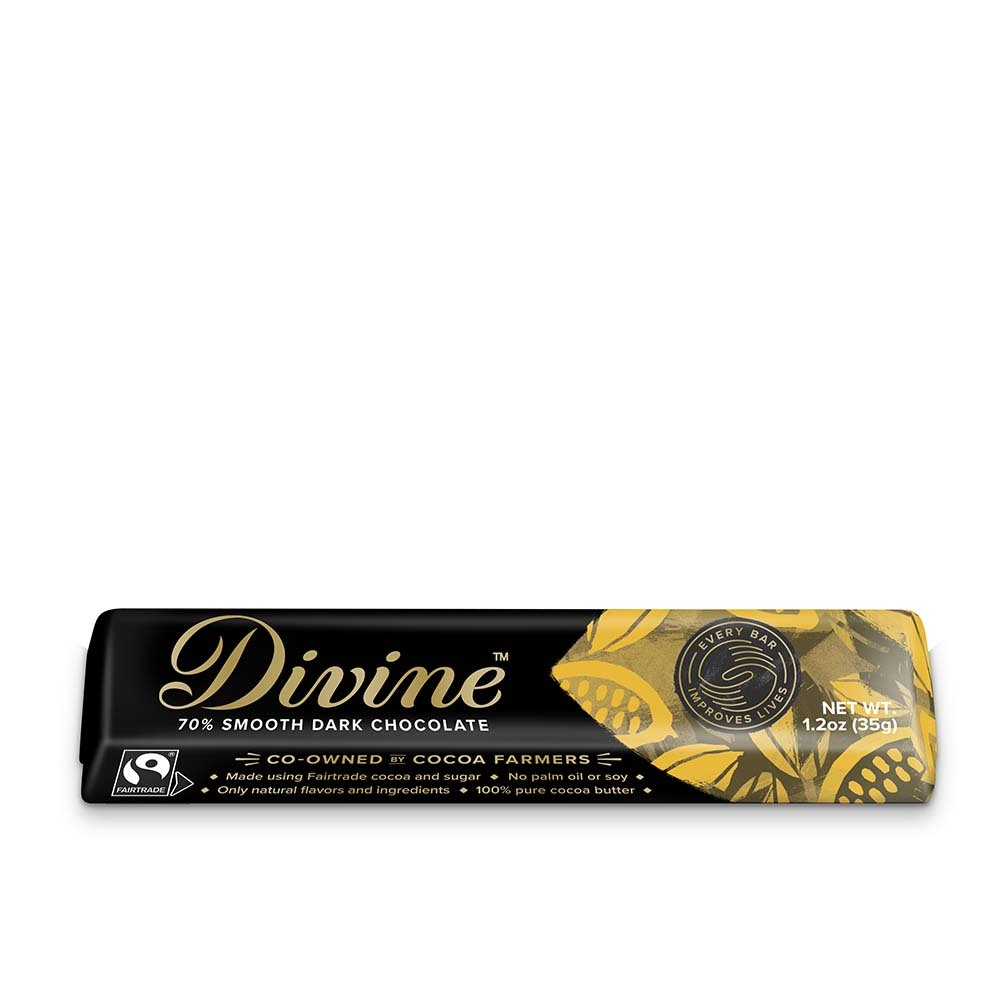 70% Dark Chocolate Small Bar Case