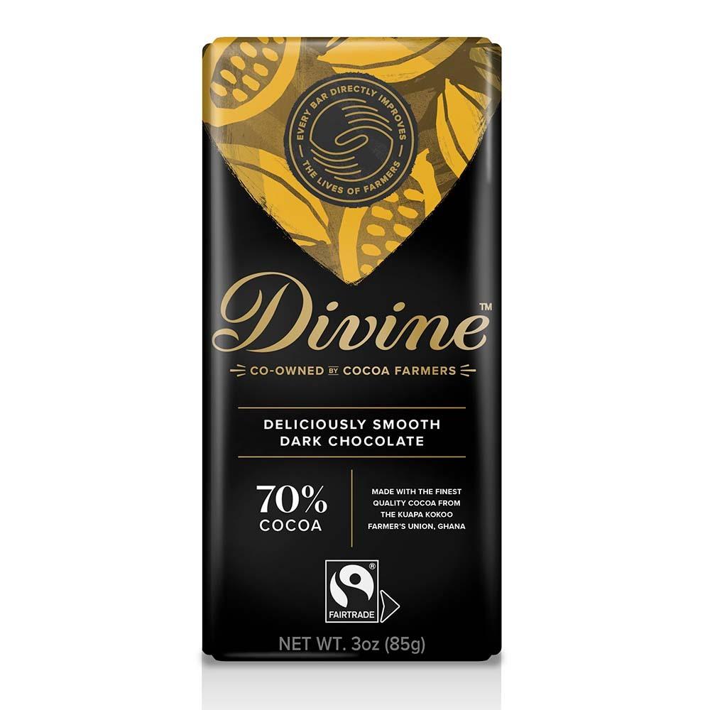 70% Dark Chocolate Large Bar Case