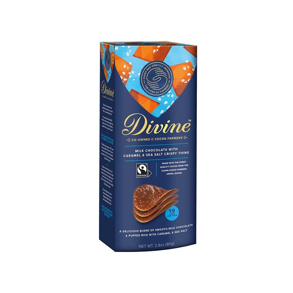 Divine Caramel Chips