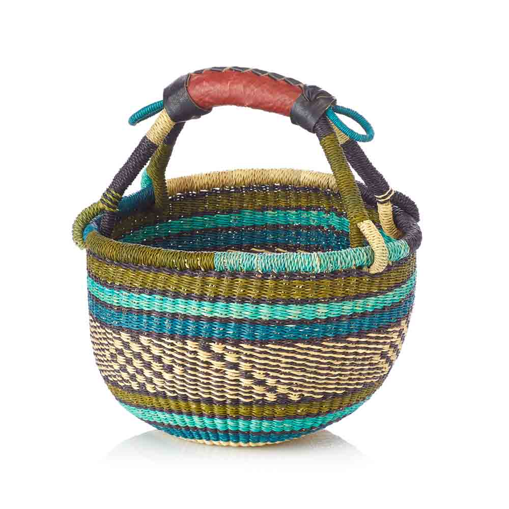 Grasslands Mini Basket