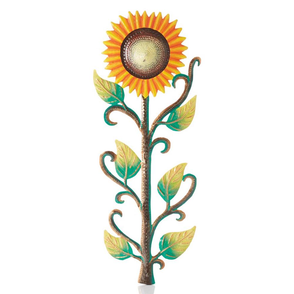 Large Sunflower Wall Art
