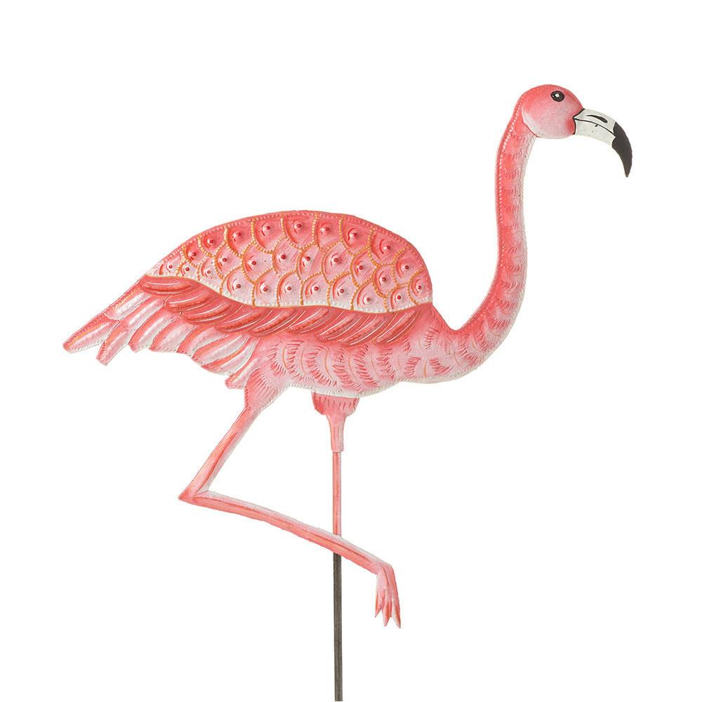 Pink Flamingo Stake