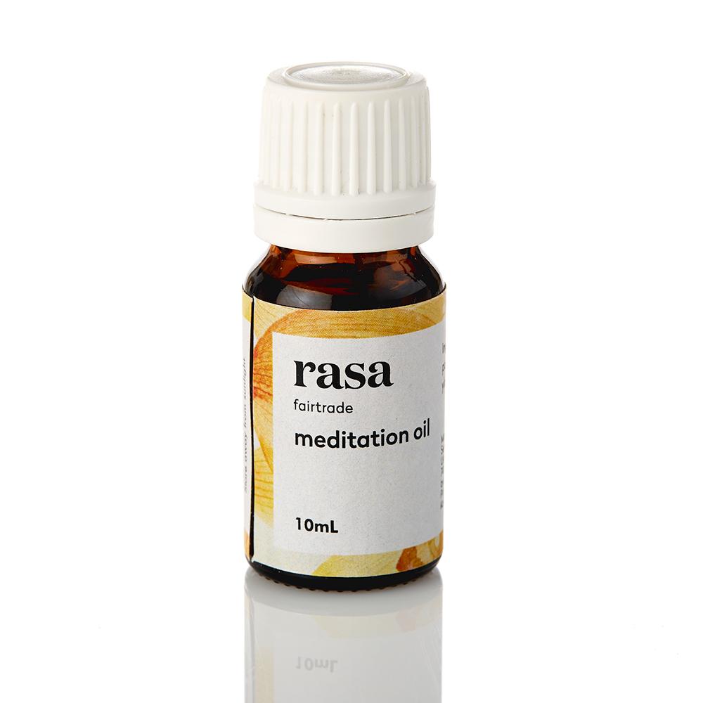Rasa Essential Oils - Meditation Blend