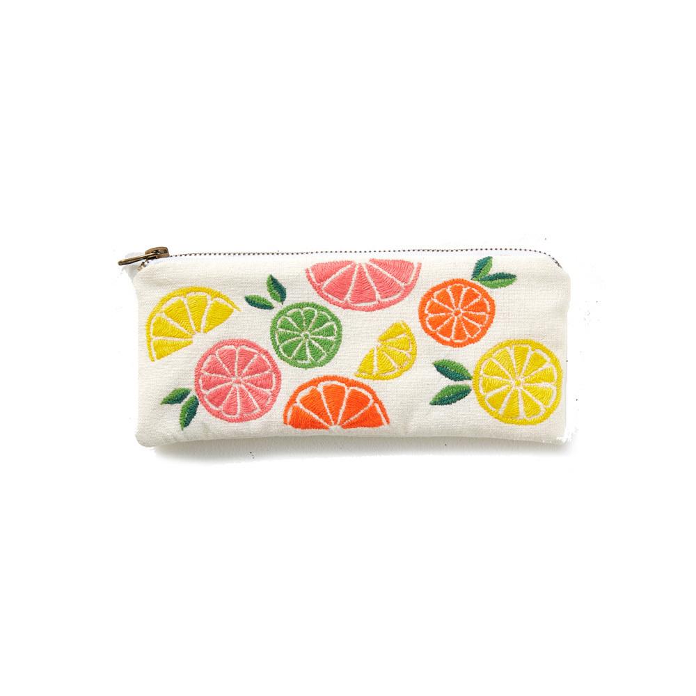 Small Citrus Pouch
