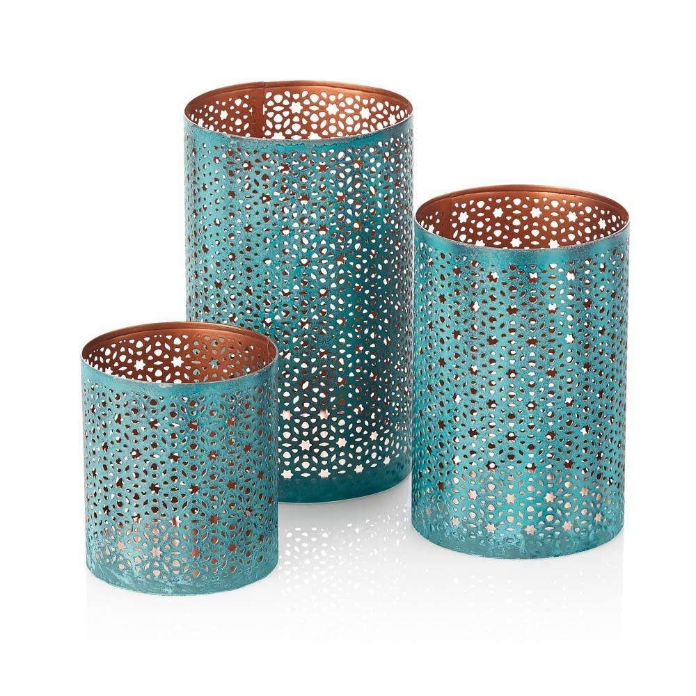 Kalikat Lanterns - Set of 3