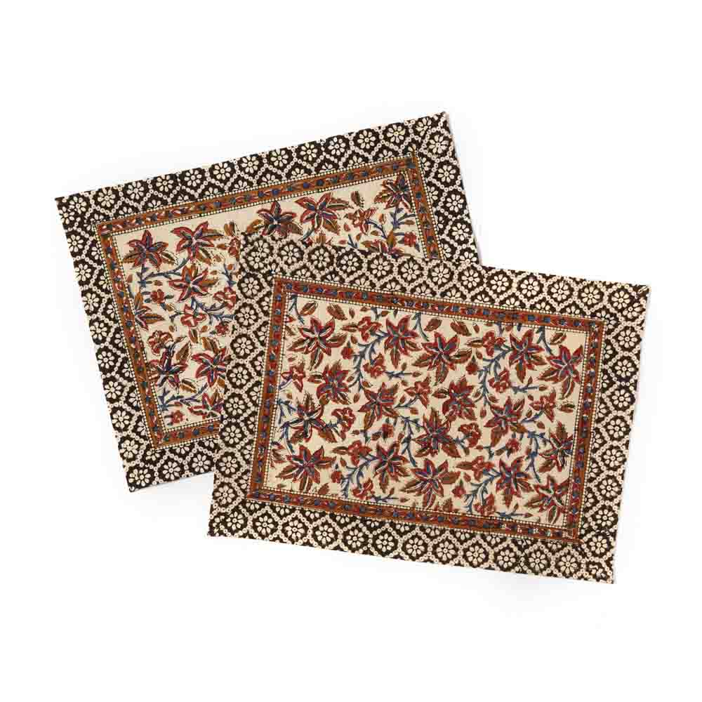 Fall Harvest Placemats - Set of 2