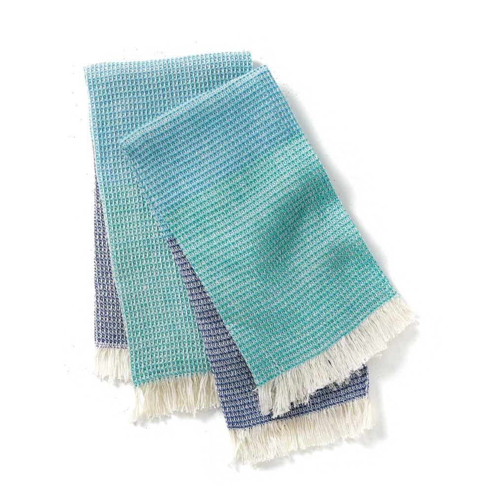 Sea Breeze Chanda Stripe Dish Towels - Set of 2