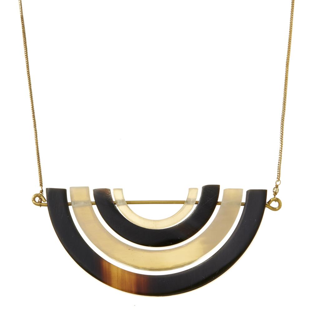 Bala Horn Pendant